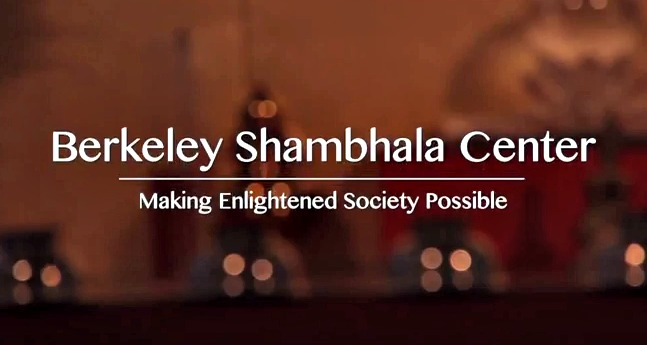 Click the image to watch a short video about the Berkeley Shambhala Center