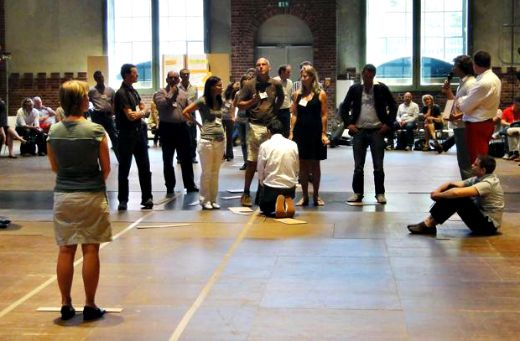 Image result for Social Presencing Theater images