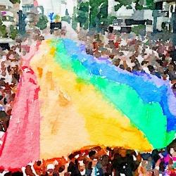 Flag pic for Diversity Group